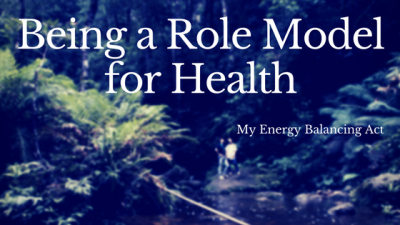 Being a role model for health (1)